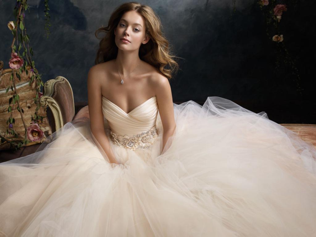 sanjati venčanicu