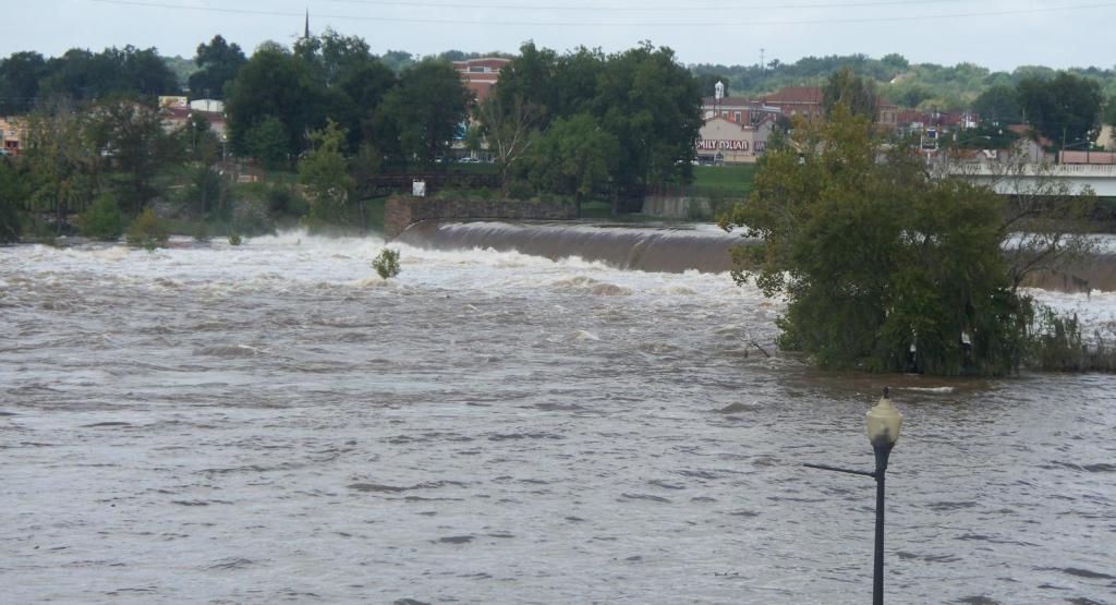 sanjati poplavu
