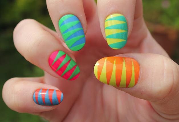sanjati nokte