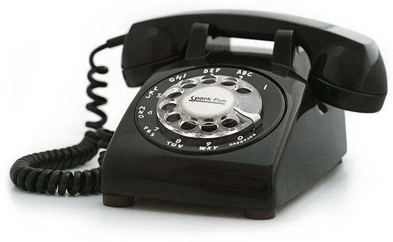 sanjati telefon